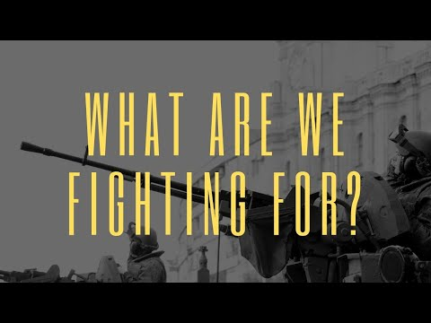 Everyone Loves A Villain - What are we fighting for? (Official Lyric Video) Mp3