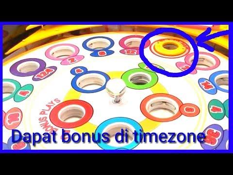 DAPAT BONUS DI PERMAINAN TIMEZONE || JACKPOT