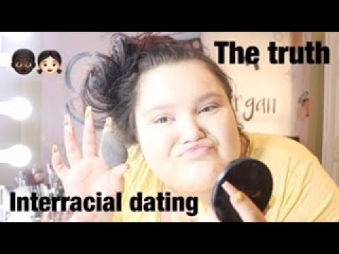 the truth about my interracial relationship | date night tutorial