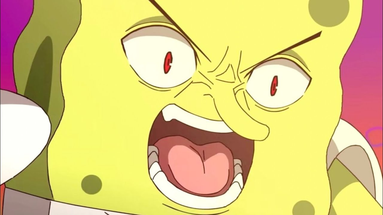 Justice for the SpongeBob Anime...