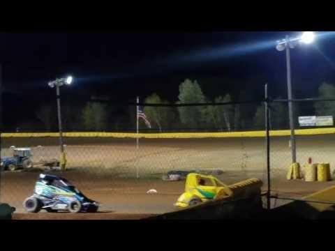 Hamlin Speedway Rookie 600 Feature - 4/29/17