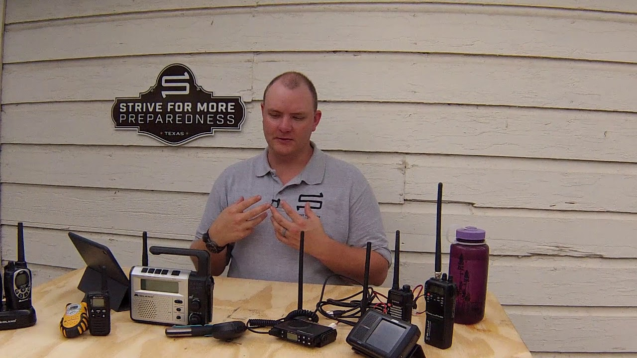 Communications Overview Part 2 MURS , GMRS, CB