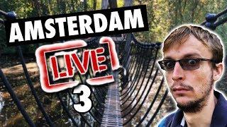 AMSTERDAM IRL  | Exploring Amsterdam Noorderpark (Sunday Public Livestream)