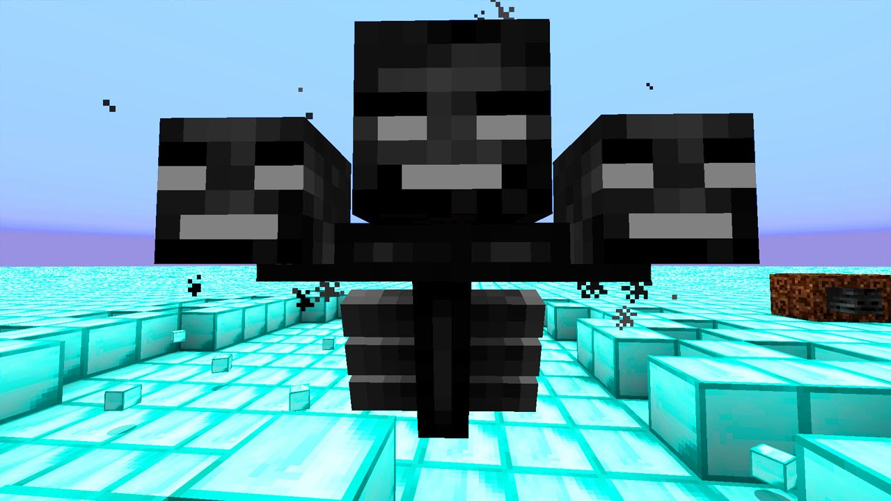 10 Fakten ber den Minecraft Wither Boss