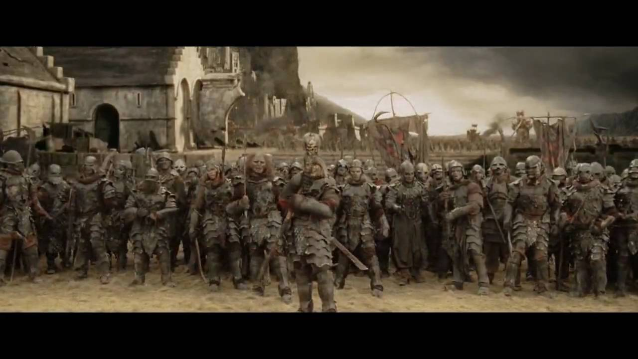 Lord Of The Rings How Are Orcs Made