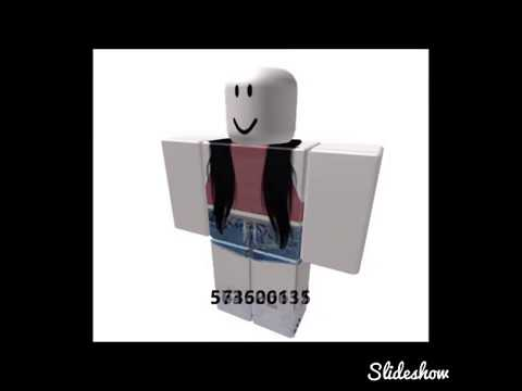 Clothes Codes For Roblox Girls