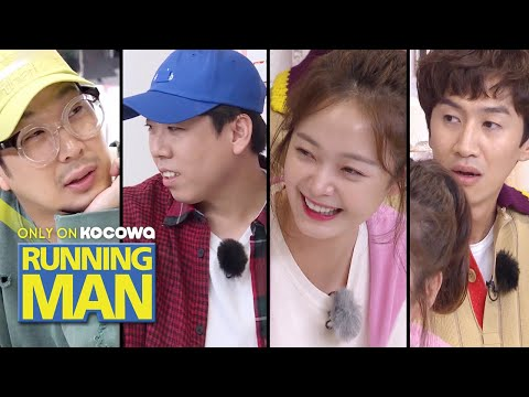 Kwang Soo Saw So Min's Eyes Spinning After Her Drank [Running Man Ep 471]