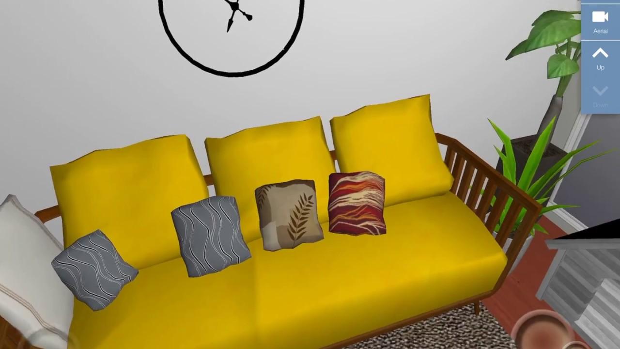 Our 24 Sq Meter Condo Interior Idea Through 3d Home Design Youtube