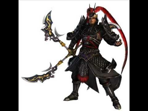 Dynasty Warriors 6 - Lu Bu Theme