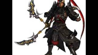 Dynasty Warriors 6 - Lu Bu Theme
