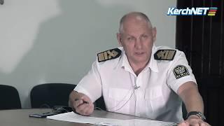 Керчь: в морском университете началась приемная кампания