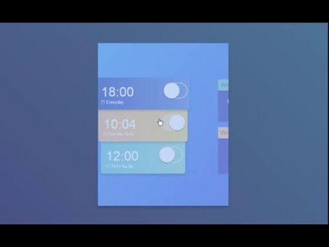 Download Free Alarm Clock Concept With Source Code And Tutorial