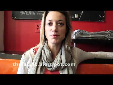 Three 2 Five Questions: Zoie Palmer