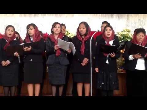 ICIAR Coro Adoración (Presbiterio de Oaxaca) en LNJ Tlalten