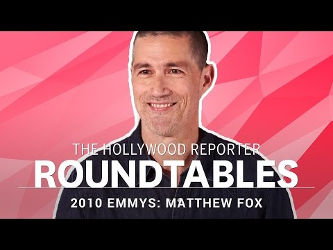 Matthew Fox Explains Why He Doesn't Watch Lost