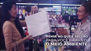 As embalagens de Papel - Campanha da IBÁ