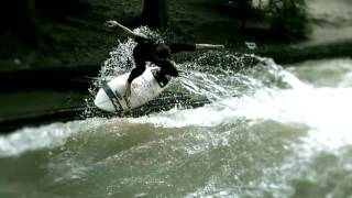 Xperia active_ Munich City Surfing