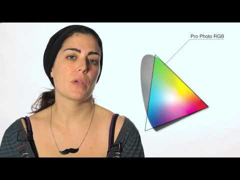 ESPACIOS DE COLOR. ¿ADOBE RGB O sRGB?