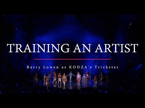 Training an Artist - KOOZA Trickster | by Cirque du Soleil