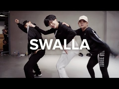 Thumbnail: Swalla - Jason Derulo (ft. Nicki Minaj & Ty Dolla $ign) / Hyojin Choi Choreography