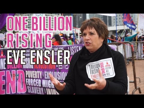 One Billion Rising Revolution 2016 : Interview with Eve Ensler ...