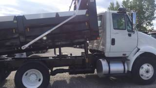 For Sale - 2011 International Trans Star 8600 Tandem Dump