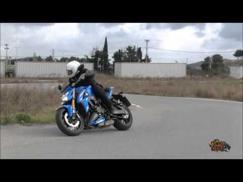 Παρουσίαση Test ride - SUZUKI GSX1000S - Eκπομπή 2wRide@www.DotTV.gr
