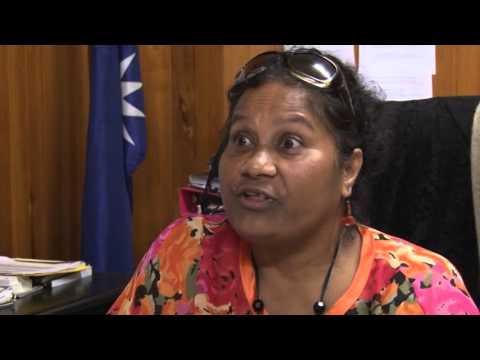 Nauru's Education Minister discusses integration of refugee children into Nauru schools