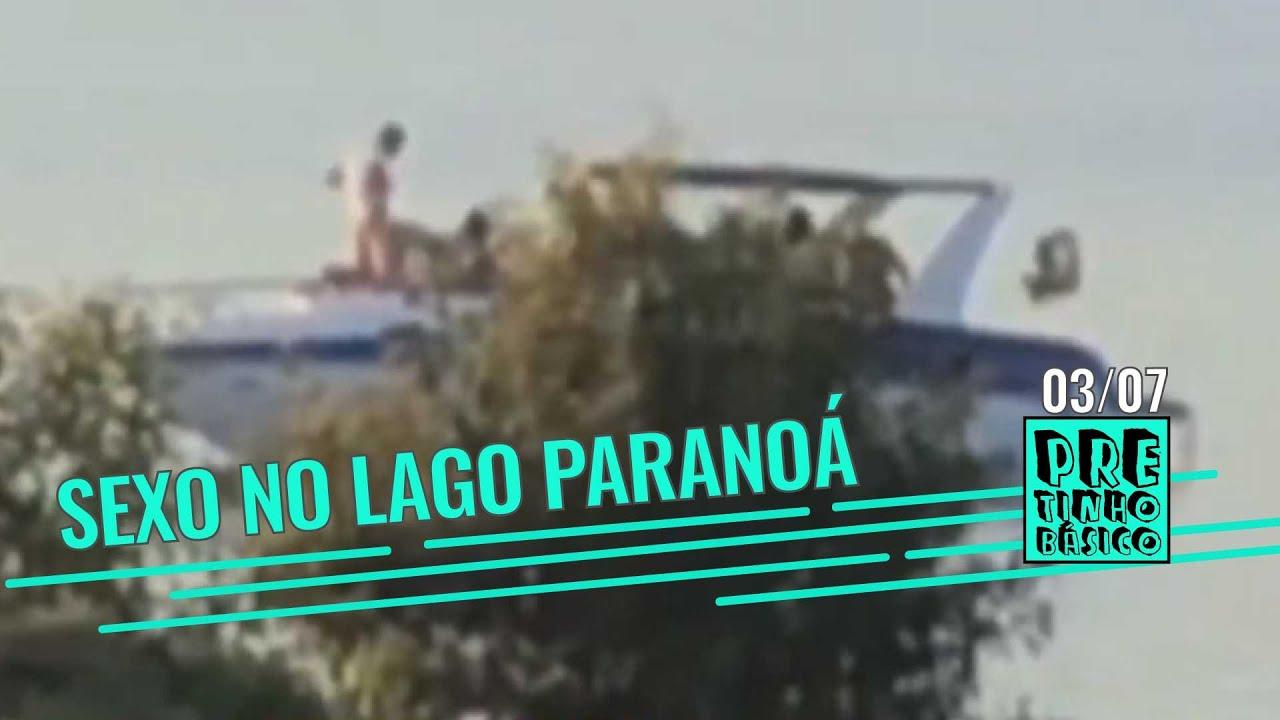 SEXO NO LAGO PARANOÁ | Pretinho Básico