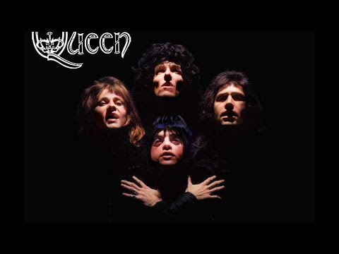 Queen - Bohemian Rhapsody scene from the movie + Live Aid scene