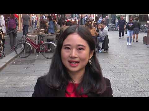 China - International student