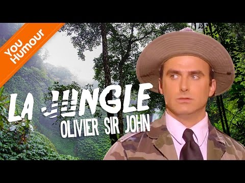 OLIVIER SIR JOHN - Un aventurier dans la jungle