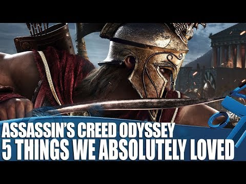 Assassins Creed Odyssey  5 Things We Loved