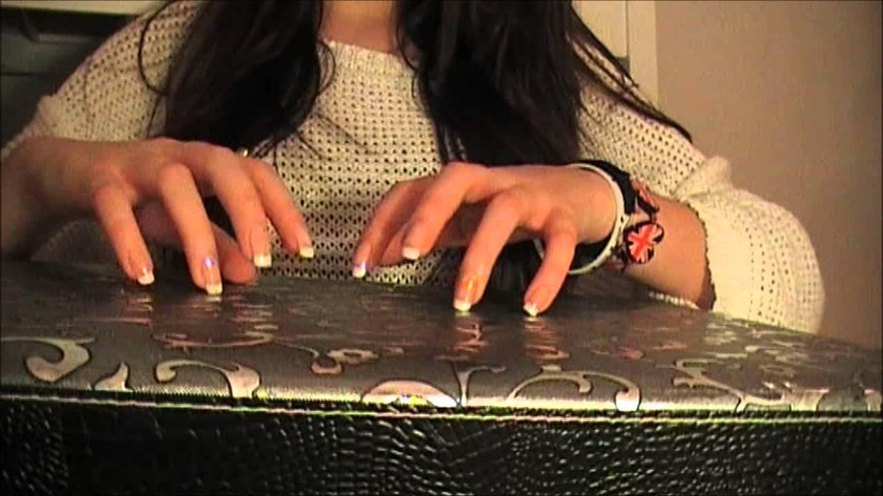 ASMR ~ Tapping & Scratching box ~