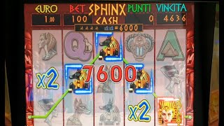 SLOT MACHINE DA BAR A MONETA? SPHINX CASH AL 65%