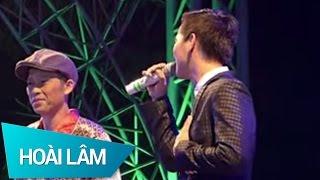 Nghĩ Về Cha - Bố Hoài Linh và Hoài Lâm (Sân khấu 126 - HCM - 03/10/14)