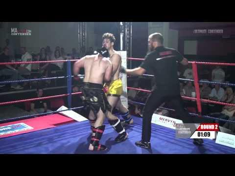 The Ultimate Contender #1 - Chrissy Gabriel Vs Junior Bueno - 90kg QF 3