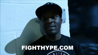 ohara-davies-claims-mayweather-telling-fighters-to-avoid-him-wants-theophane-explains-froch-beef