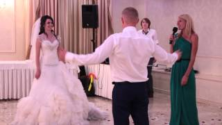 Воровство невесты на свадьбе 5.09.15  arthall.od.ua
