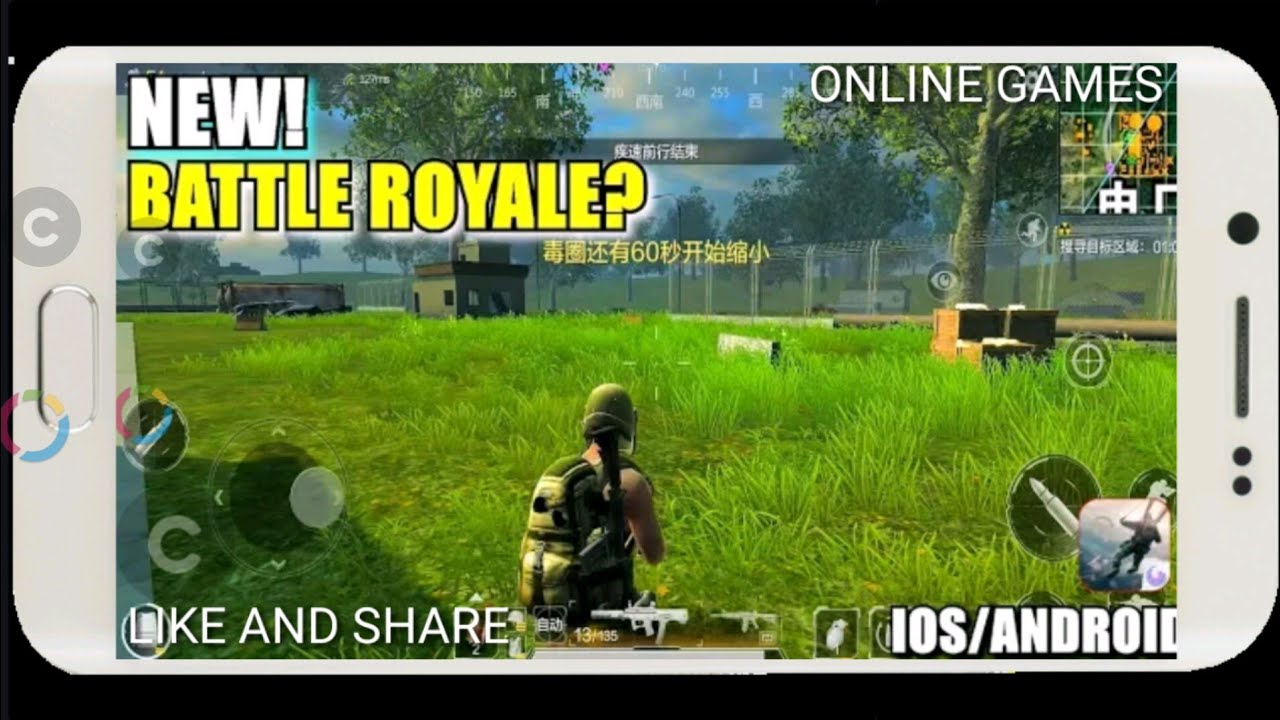 GLORIOUS MISSION NEW BATTLE ROYAL DOWNLOAD FREE ANDROID GAMEPLAY HINDI