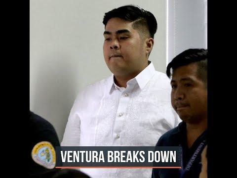Fratman breaks down on witness stand in Atio Castillo trial