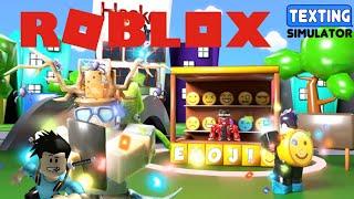 ROBLOX: Texting Simulator  Easter Update