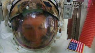 Problem mit Raumanzug: US-Astronaut muss Außeneinsatz abbrechen