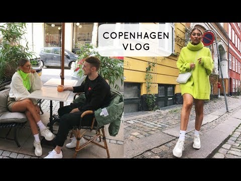 MY COPENHAGEN VLOG | OUTFIT LOOKBOOK, SHOPPING, WHERE TO EAT, WHAT TO DO