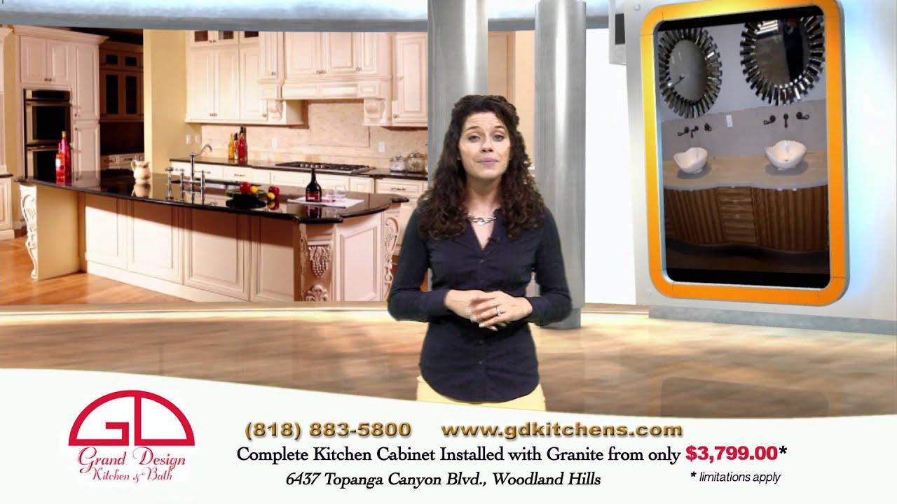 Grand Design Kitchen U0026 Bath Complete Kitchen Only $3,799 Part 50