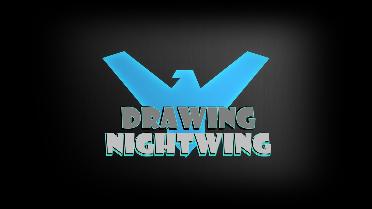 Drawing nightwing youtube drawing nightwing buycottarizona Choice Image