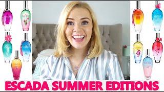 ESCADA SUMMER PERFUME EDITIONS | Soki London