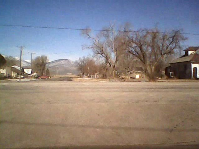 Circleville, Utah to Junction, Utah. Going North on US-89
