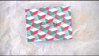 Birchbox September 2014 Review & Unboxing