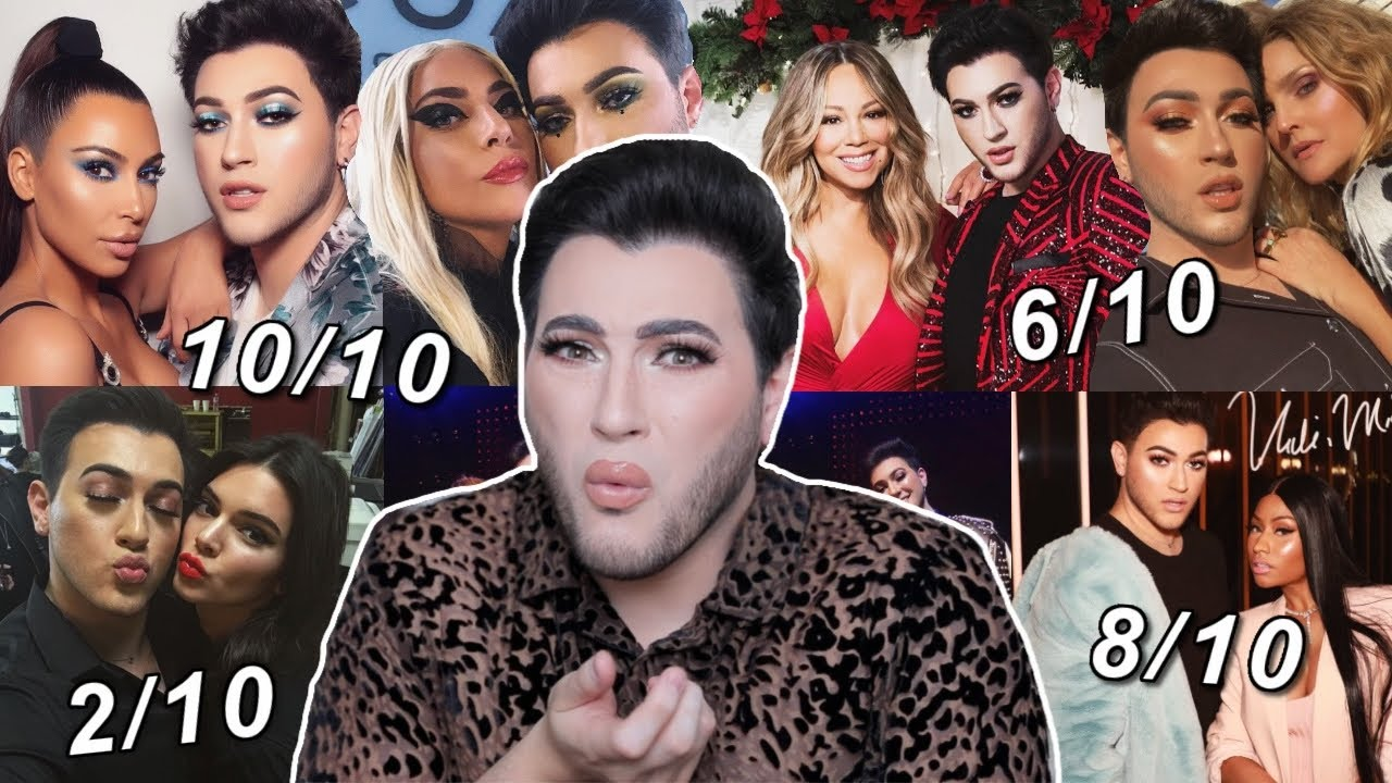 RATING THE CELEBRITIES I HAVE MET! A TRUTHFUL TELL ALL...